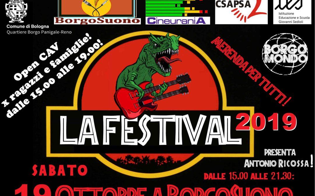 La Festival 2019